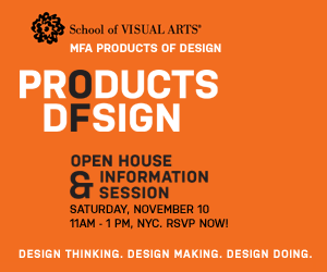 Products of Design - Information Session